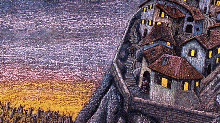 Tralummescuro di Francesco Guccini