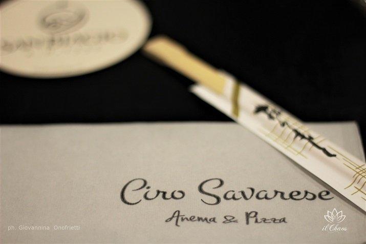 Ciro Savarese e Ignacio Ito da Anema&Pizza