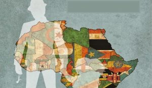 'Ombra bianca' di Cristiano Gentili. Una triste realtà africana