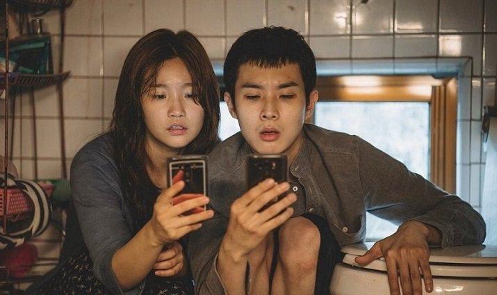 Parasite di Bong Joon-ho