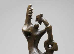 'Mother and Child' di Henry Moore. L'amore e l'odio di una madre