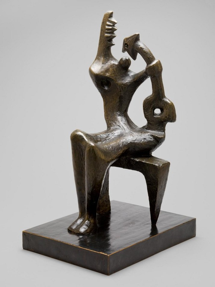 Mother and Child di Henry Moore