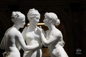 'Canova – Thorvaldsen'. La sfida e il mito in scultura