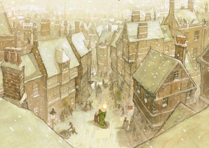 'Canto di Natale' di Dickens