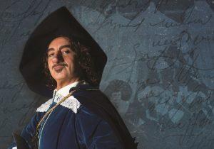 Cyrano rivive a teatro tra un'eterna lotta e un eterno amore