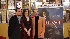 'Cyrano' al Teatro Augusteo con Gennaro Cannavacciuolo