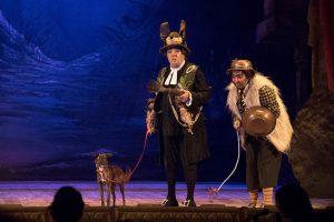 'La Cantata dei Pastori' di Peppe Barra. Il teatro che dà luce