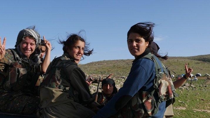 Le Ragazze della rivoluzione di Giancarlo Bocchi. Freedom Women
