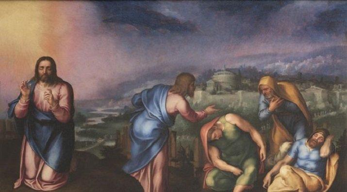 Michelangelo a colori. Mostra
