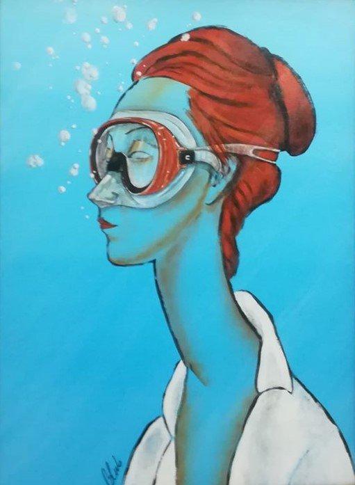 Blub. L'arte sa nuotare