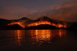incendi in Australia