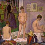Le modelle di Pierre Seurat