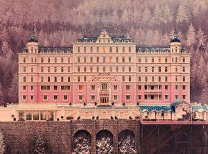 'Grand Budapest Hotel' di Wes Anderson. Malinconica commedia