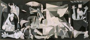 'Guernica' di Picasso. Eterno grido di dolore contro la guerra