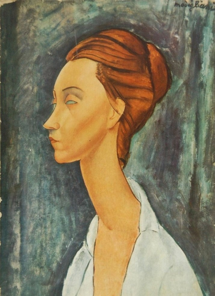Amedeo Modigliani. Modì