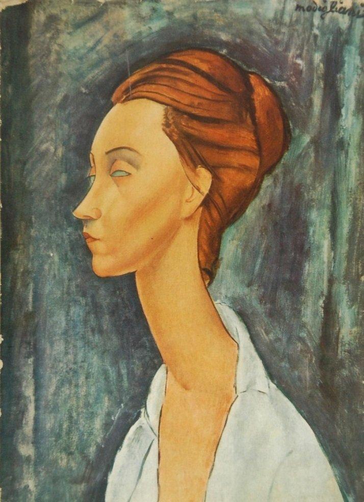 Amedeo Modigliani. Modì