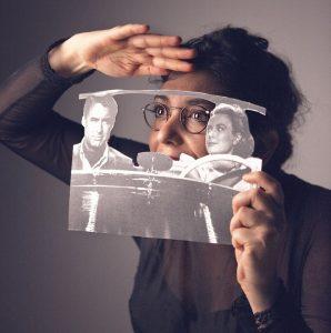 'Paper Cut' di Yael Rasooly. Il teatro noir e surreale