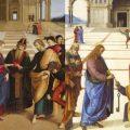 Raffaello e Perugino a confronto