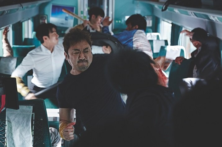 """Train to Busan"" di Yeon Sang-ho"