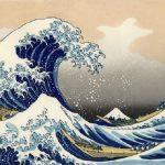 """La grande onda"" di Hokusai. Trentasei vedute del monte Fuji"