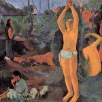 Da dove veniamo? Chi siamo? Dove andiamo? di Gauguin