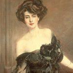 Ritratto di Mademoiselle de Nemidoff di Boldini