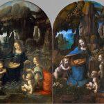 """""""La Vergine delle Rocce"""" di Leonardo da Vinci"""