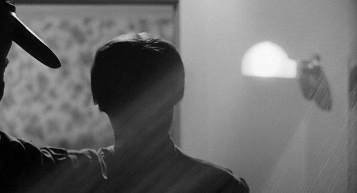 """Psyco"" di Alfred Hitchcock"