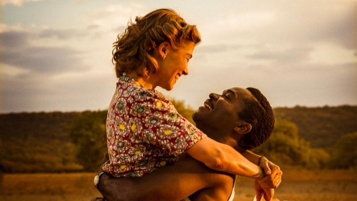 """A United Kingdom"" di Amma Asante"