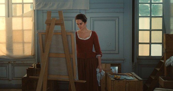 """""""Ritratto della giovane in fiamme"""" di Céline Sciamma."""