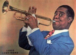 Louis Armstrong. Il pionere del jazz dalle facce buffe