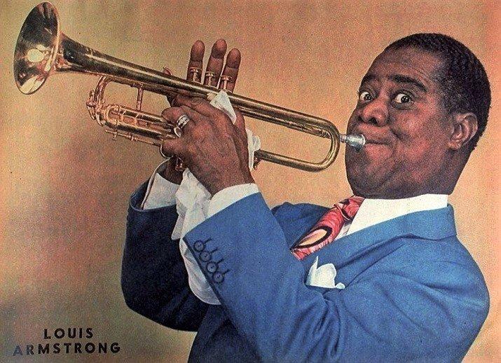 Louis Armstrong jazz