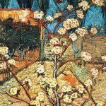 Gli alberi in fiore di van Gogh