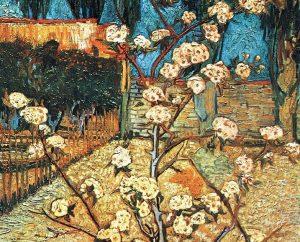 Gli alberi in fiore di van Gogh. L'arte che incontra il Giapponismo