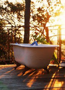 """""""Dicono che un buon bagno"""" di Lucia Rivadeneyra"""