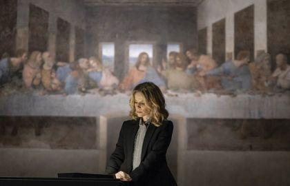 Il miracolo della cena con Sonia Bergamasco