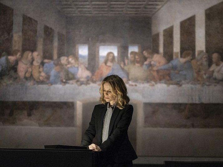 """""""Il miracolo della cena"""" con Sonia Bergamasco nella storia del dipinto"""