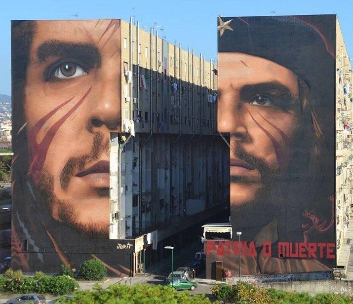 Jorit. Che Guevara