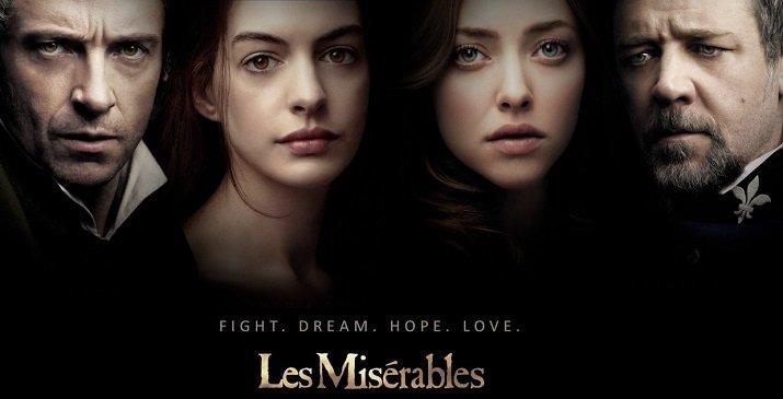 """""""Les Misérables"""" di Tom Hooper"""