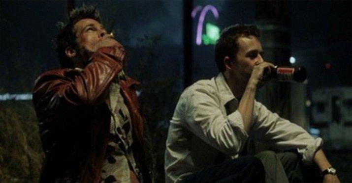 """""""Fight Club"""" di David Fincher"""
