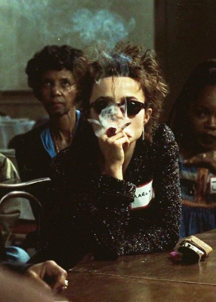 Marla Singer. Helena Bonham Carter