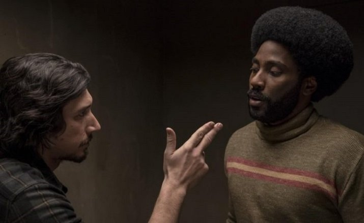 """BlacKkKlansman"" di Spike Lee"