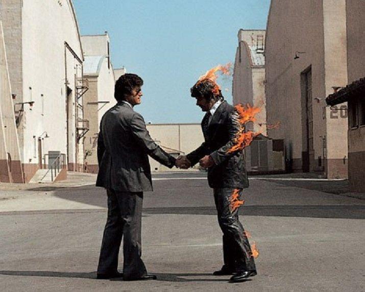 """Wish you were here"" dei Pink Floyd"