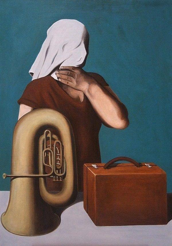 La storia centrale di Magritte