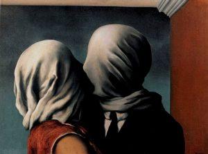 """""""Gli amanti"""" di Magritte. Impossibilità o perfezione d'amore"""