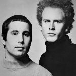 """The Sound of Silence"" Simon e Garfunkel."