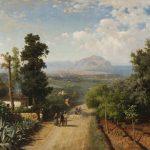 Veduta di Palermo di Francesco Lojacono
