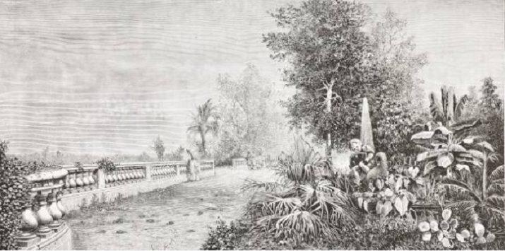 Villa alla Conca d'Oro di Francesco Lojacono