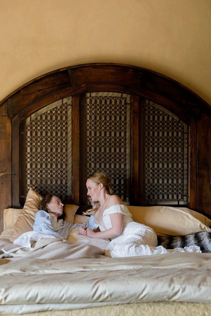 "Fotografia di matrimonio. ""Visited her mother"" di Philip van Nostrand"