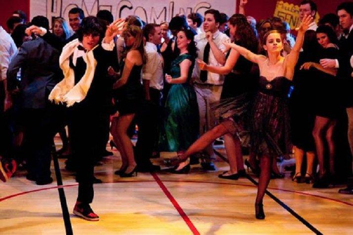 Ezra Miller e Emma Watson